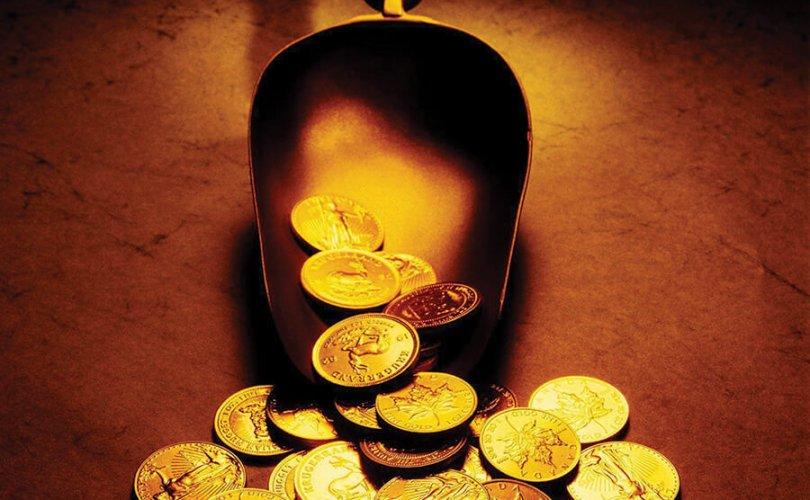 Эрсдэлээс хамгаалах алтны үндэсний бодлого