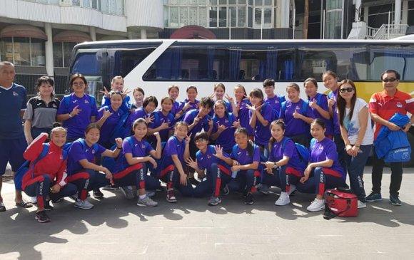 Хөлбөмбөгийн охидын баг Австралийн шигшээтэй тоглоно