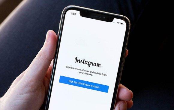 """""""Instagram"""" сошиал үйлчилгээ саатаад байна"""
