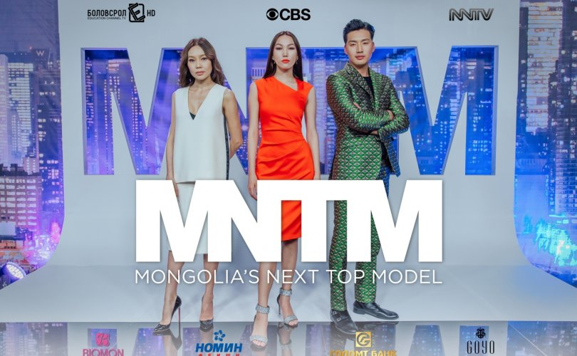 "Гурван топ ""Mongolia's next top model""шоуг шүүнэ"