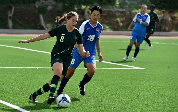 Хөлбөмбөгийн охидын багт дахин хоёр тоглолт бий