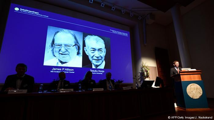 Анагаах ухааны салбарын Нобелийн шагналтнууд тодорчээ