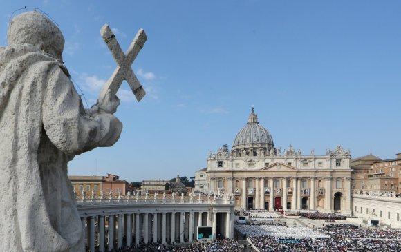 Ватиканы Элчин сайдын яамны байрнаас хүний яс олдлоо