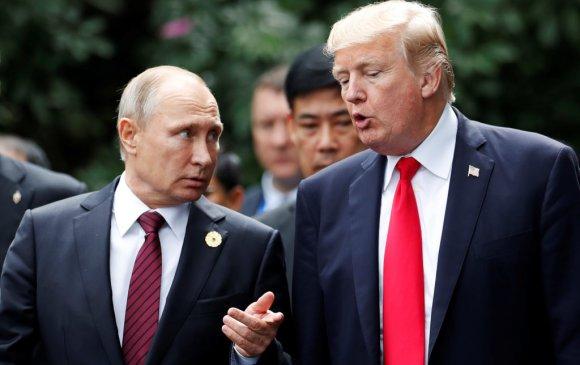 Трамп Путиныг Вашингтонд айлчлахыг урилаа