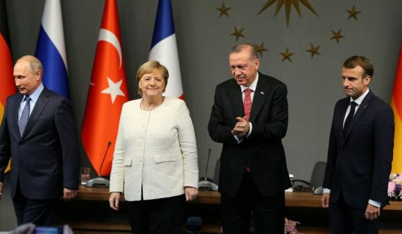 Сирийн асуудлаарх дээд хэмжээний уулзалт өндөрлөлөө