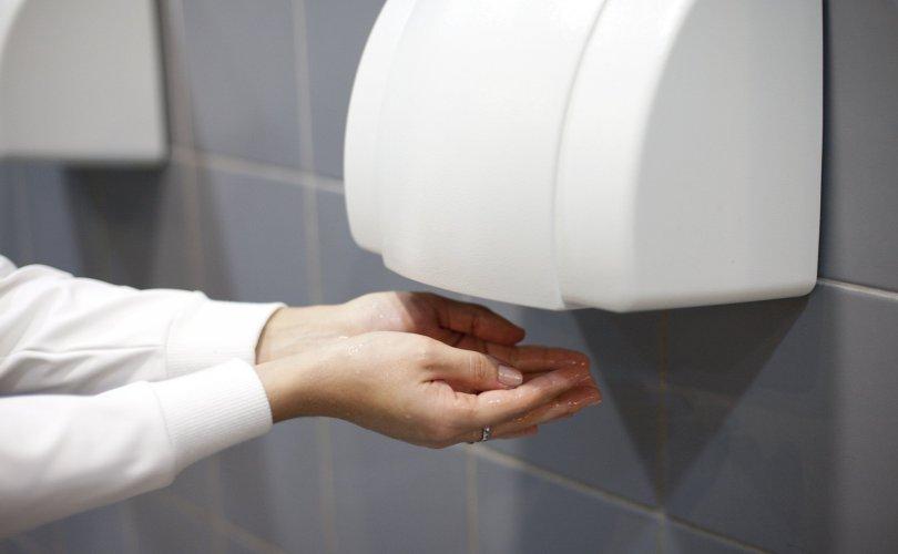 Автомат гар хатаагч маш их хэмжээний бактер тараадаг