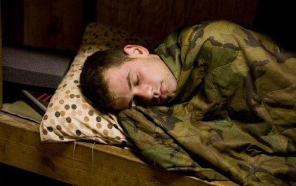 Америк цэргүүдийн хоёр минутын дотор унтах арга