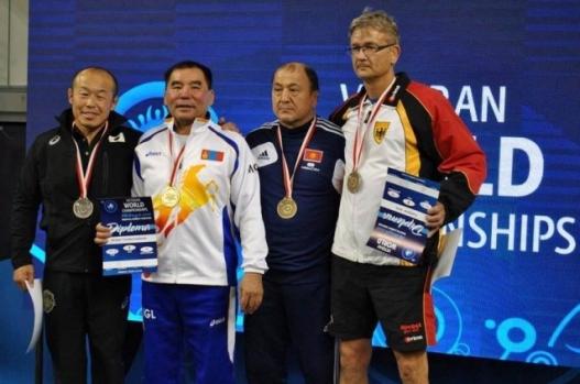 Ахмадын ДАШТ-ээс Монголын тамирчид 10 медаль хүртэв