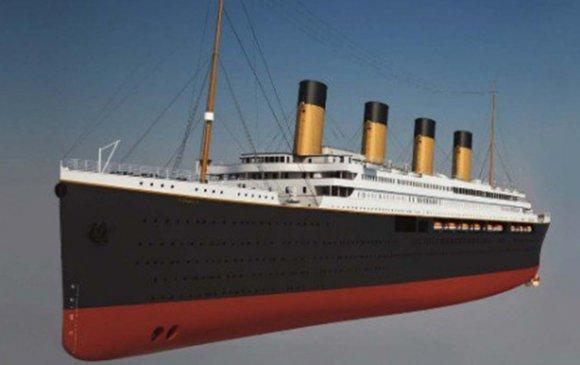 Титаник II хөлөг 2020 онд аялалдаа гарна