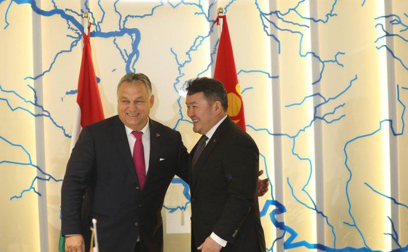 Ерөнхийлөгч Х.Баттулгад Унгар улсын Ерөнхий сайд бараалхлаа