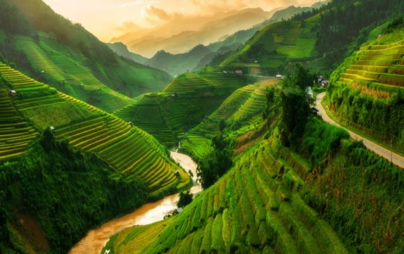 Дэлхийн хамгийн үзэсгэлэнтэй уулсууд