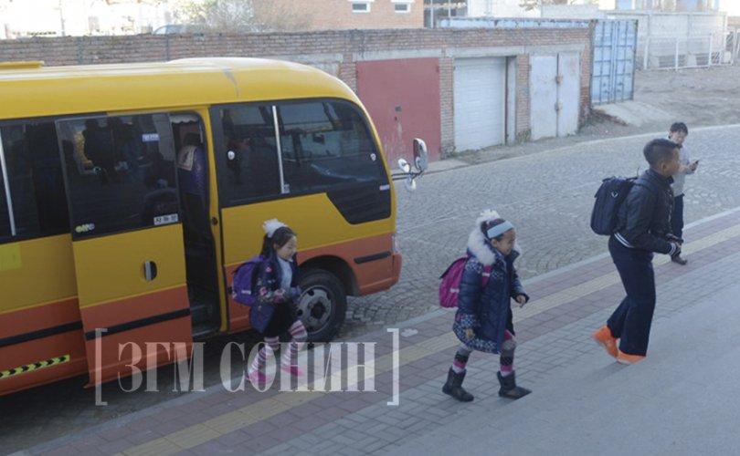 Сургуулийн автобусны хүртээмжийг нэмбэл замын түгжрэл 30 хувь буурна