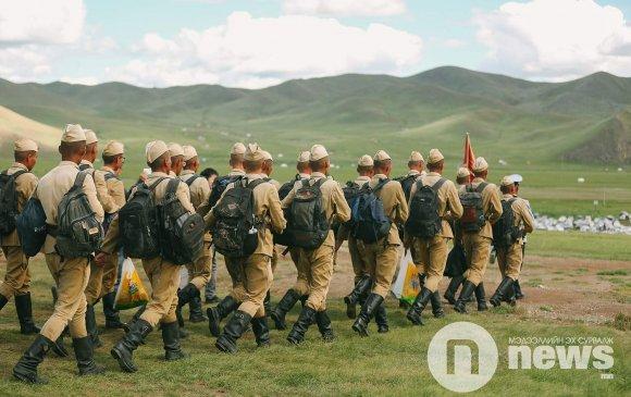 """""""Оюутан цэрэг"""" хөтөлбөрийн нээлт нийслэл болон Дорнод, Ховд, Говьсүмбэр аймагт боллоо"""