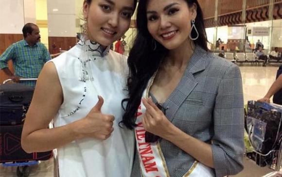 """УДЭТ-ын жүжигчин Ц.Аззаяа  """"Miss Asia-2018"""" тэмцээний ялагчаар тодорлоо"""
