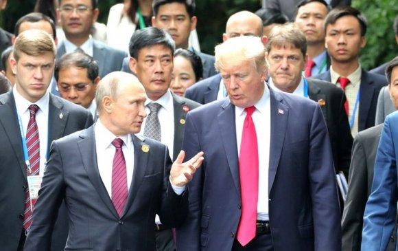 """В.Путин, Д.Трамп хоёр өнөөдөр """"уулзана"""""""