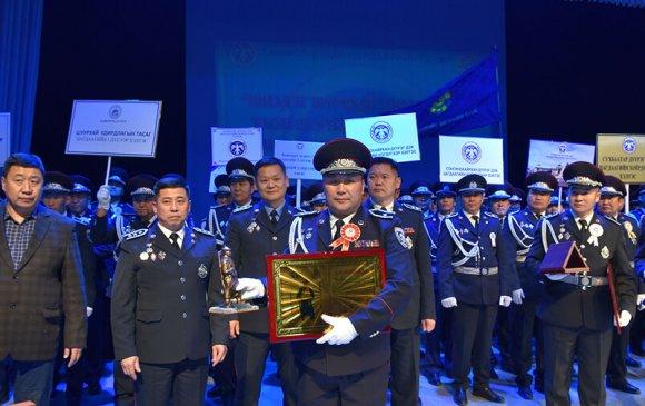 Хан-Уул дүүрэг дэх Цагдаагийн I хэлтсийн Шуурхай удирдлагын тасаг тэргүүллээ