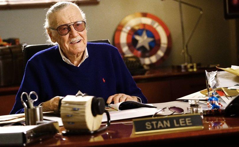 Супер баатруудын эцэг Стэн Ли нас баржээ
