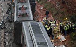Каталон мужид галт тэрэгний осол гарчээ