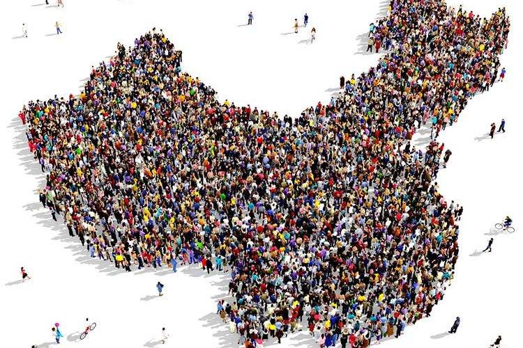Хятадын хүн амын тоо буурч байна