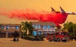 Калифорнийн түймэр даатгалын компаниудад асар их хохирол учруулна