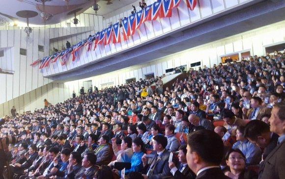 АН-ын Их хурал хуралдана