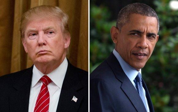 Д.Трамп Б.Обамагийн цуцалсан бүх хоригийг дахин сэргээв