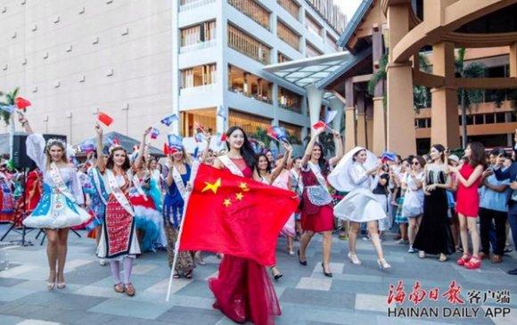 Дэлхийн Мисс 2018 Хятадын Санья хотноо эхэлжээ