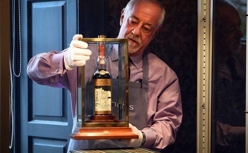 Лонх виски 1.5 сая ам.доллароор зарагджээ