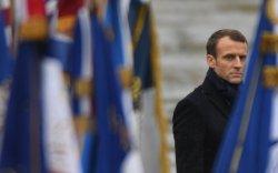 Европын арми байгуулах Макроны мөрөөдөл талаар болов