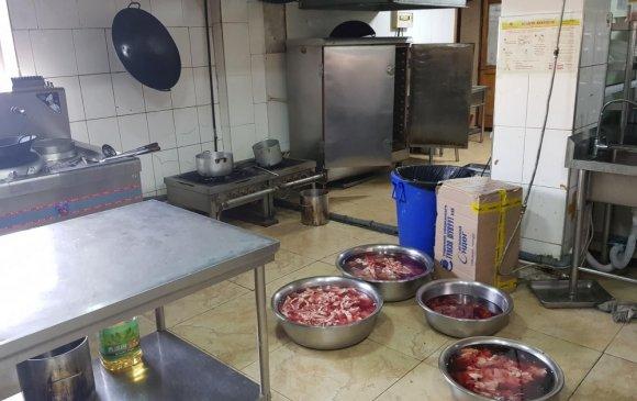"""Түмэн төвийн """"Mgl ramen"""" хятад хоолны рестораны үйл ажиллагааг түр зогсоолоо"""