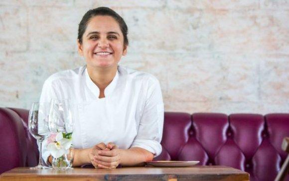 Энэтхэгийн эмэгтэй тогооч Мишелиний одон хүртлээ