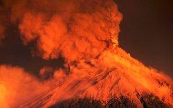 Гватемалыг галт уулын аюул дахин заналхийлж байна