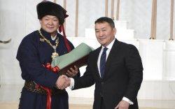 """Энэ жил """"Чингис хаан"""" одон олгохгүй"""