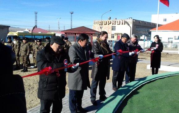 УБТЗ Монгол-Оросын найрамдлын сарыг ёслол төгөлдөр тэмдэглэлээ