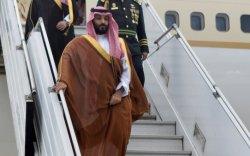 Саудын Арабын хунтайж Аргентинд иржээ