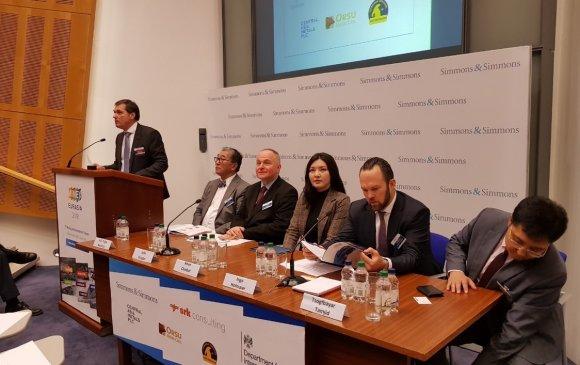 "УУХҮЯ-ны төлөөлөгчид ""7th MINEX Eurasia – Mining and Exploration Forum""-д оролцов"