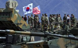 Хойд Солонгос, АНУ  цэргийн сургуулилтаа хойшлууллаа