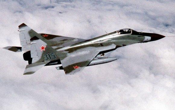 МИГ-29 нисэх онгоц Египетэд осолджээ