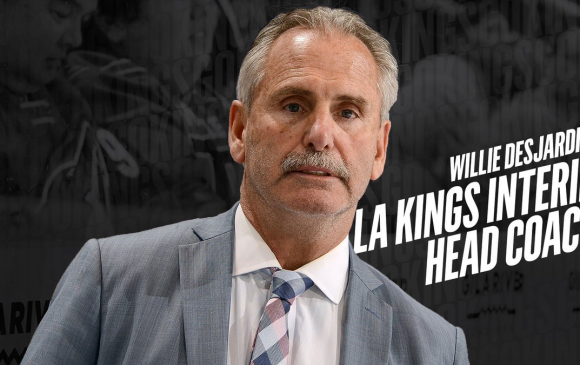 Лос-Анжелес Кингс баг дасгалжуулагчаа ажлаас нь чөлөөлөв
