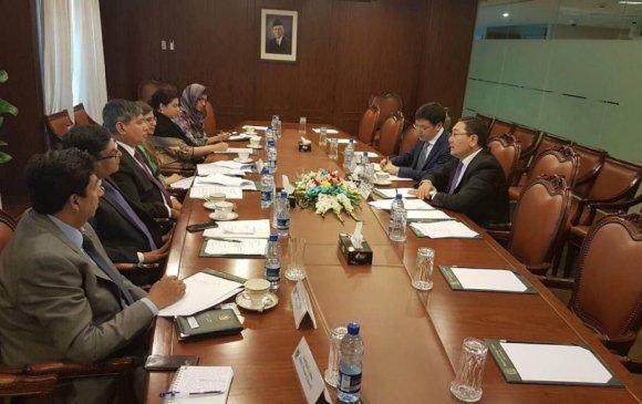 Монгол, Пакистаны Гадаад харилцааны яамд хоорондын анхдугаар зөвлөлдөх уулзалт боллоо