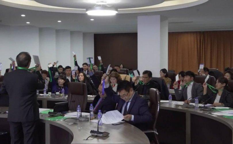 Монголын сэтгүүлчдийн нэгдсэн эвлэлийн ээлжит II бага хурал хуралдлаа