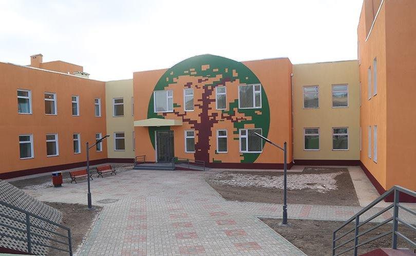Баянхошуу дэд төвийг түшиглэсэн 240 хүүхдийн цэцэрлэг ашиглалтад орлоо