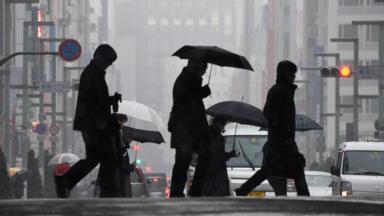 Японы визний ангилал өөрчлөгдөж магадгүй