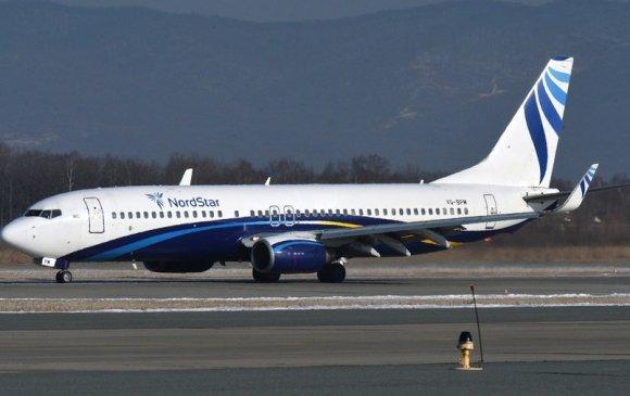 "Оросын ""Boeing 737"" Сибирьт ослын буулт хийжээ"