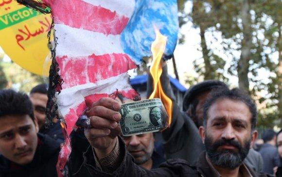 Иранчууд АНУ-ын хоригийг хүчтэй эсэргүүцэж байна