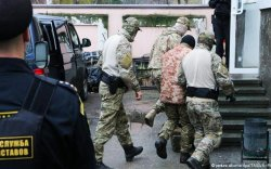 Украины усан онгоцонд явсан цэргүүдийг хорино