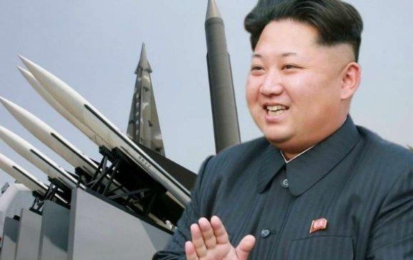Хойд Солонгос пуужингуудаа нууж байна гэв