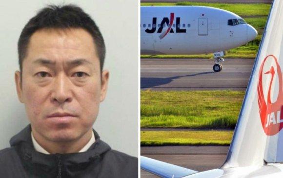 Согтууруулах ундаа хэрэглэсэн Япон нисгэгч 10 сар хоригдоно