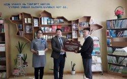 28-н сургуулиудын номын санг тохижуулах ажил амжилттай үргэлжилж байна