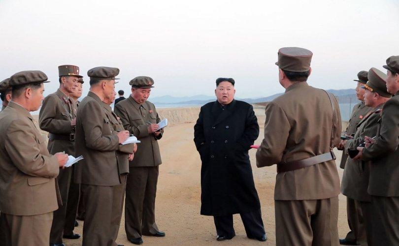 Хойд Солонгос хамгийн сүүлийн үеийн дэвшилтэт зэвсэг туршжээ